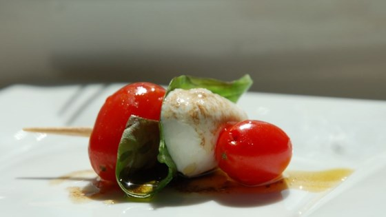 Photo of Tomato and Mozzarella Bites by MADDIECAT