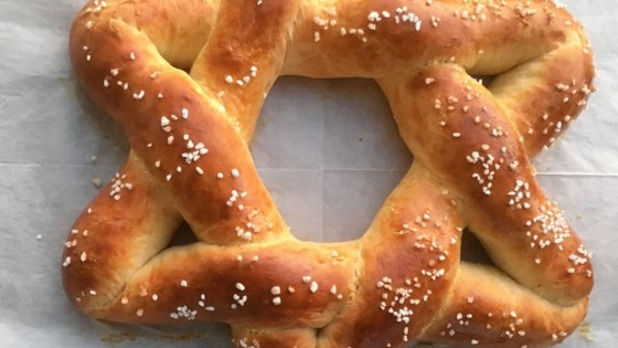 Photo of Hanukkah Star Challah by AMG