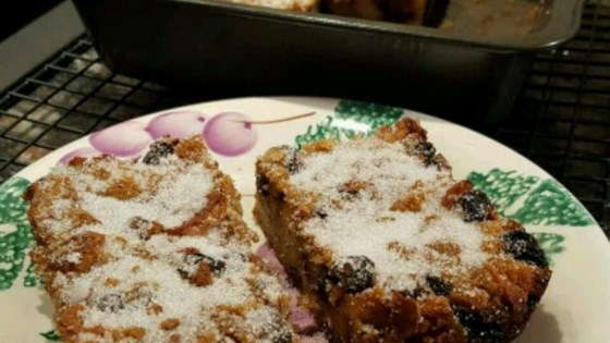 Photo of British Bread Pudding by ANNE FAIRPO