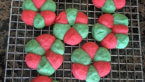 Photo of Melt-Away Peppermint Wreaths by Judy Farris