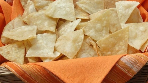 Photo of Corn Tortilla Chips by Kirstin