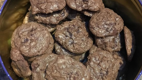 Photo of Chocolate Espresso Cookies by Suzanne