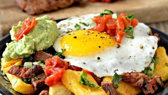 Photo of Carne Asada Breakfast Fries by bd.weld
