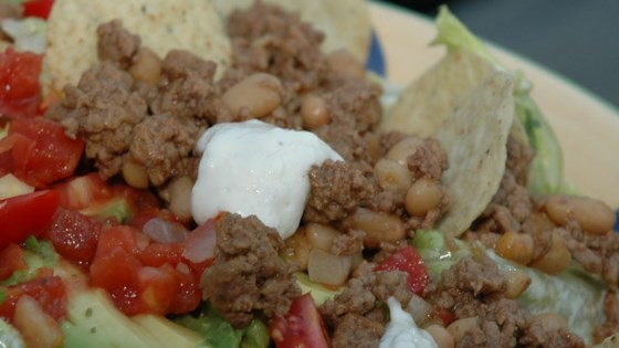 Photo of Joy's Taco Salad by Joy Valcarcel