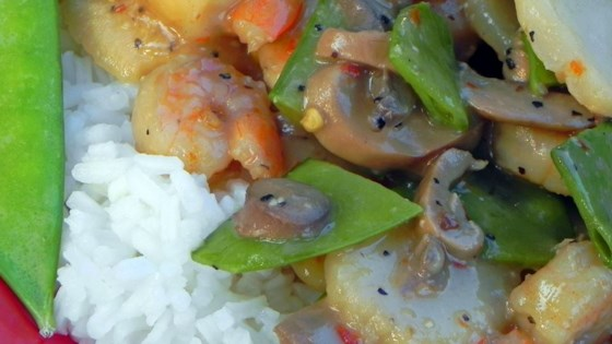 Photo of Chinese Take-Out Shrimp with Garlic by KMOMMYZ