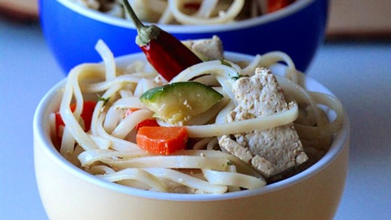 Photo of Pad Thai with Tofu by Van Dana