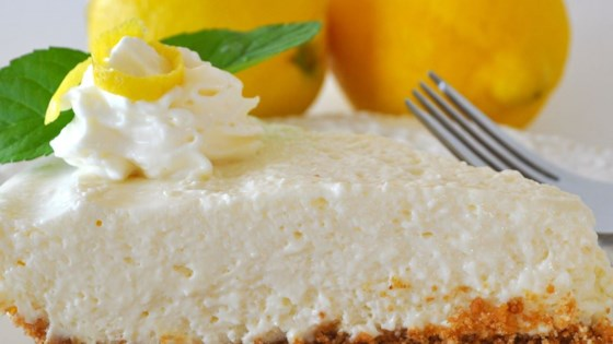 Photo of Lemon Icebox Pie III by Heather Simpson