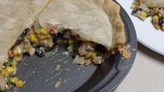 Fast and Easy Turkey Pot Pie