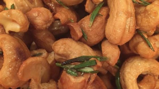 Photo of Rosemary Roasted Cashews by boombatine