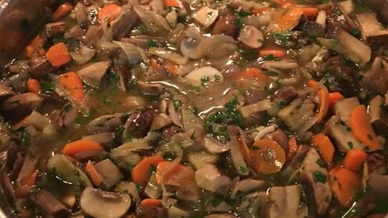 Mushroom and Artichoke Soup