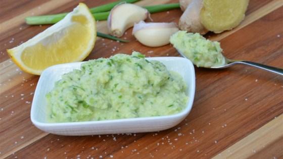 Ginger Garlic Pesto