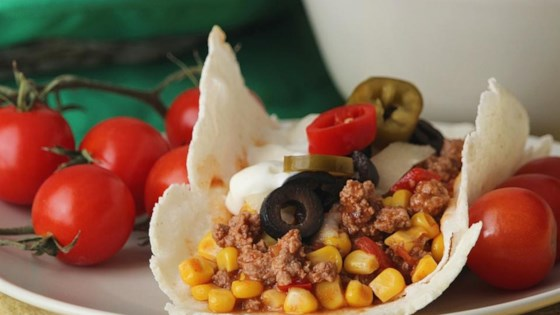 Photo of Confetti Beef Tacos by Beef. It's What's for Dinner.