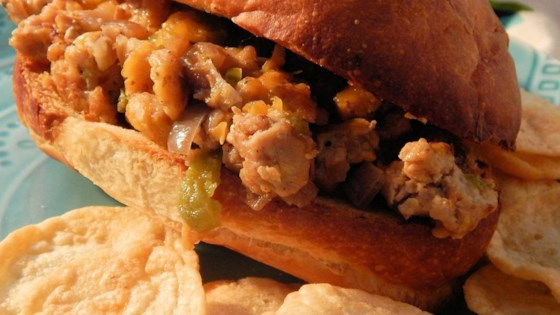 Photo of Chicken Cheese Steak by Anya