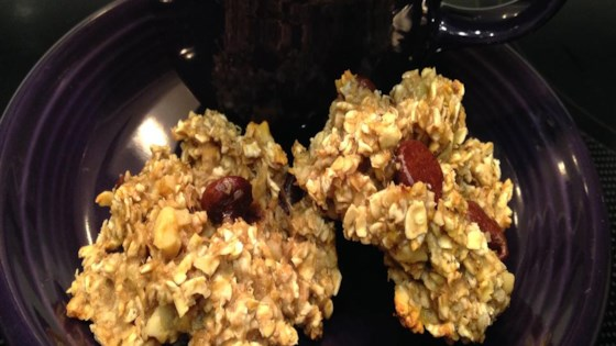 Photo of Easy Oatmeal-Banana Breakfast Cookies by Steph T.
