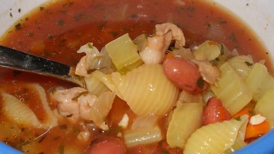 Photo of Pasta e Fagioli II by Kathy