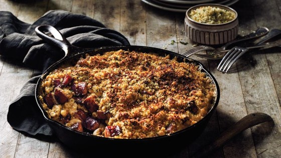 Photo of Grown Up Mac & Cheese by From the Kitchen at Johnsonville Sausage