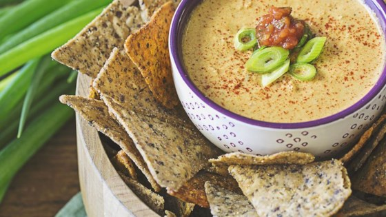 Photo of Dairy Free Chili Queso Dip by So Delicious® Dairy Free