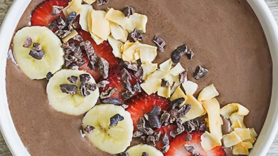 Photo of Chocolate Decadence Smoothie Bowl by So Delicious® Dairy Free