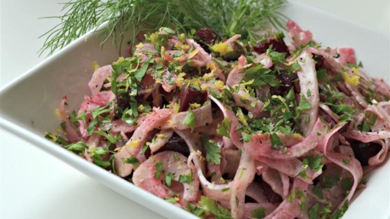 Fantastically Easy Fennel Salad