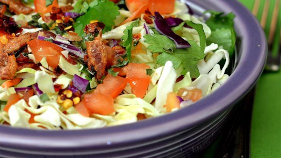 Photo of Marion's Santa Fe Almond Slaw by MAIDMARION11111