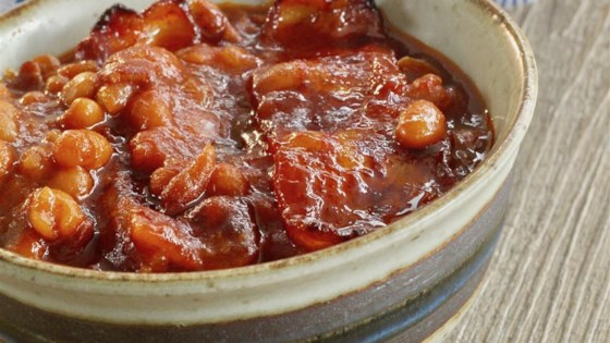 Bourbon and DP Baked Beans Recipe