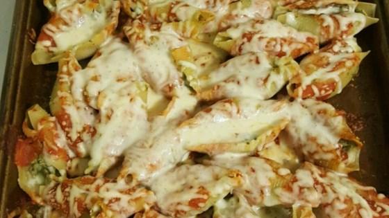 Cheesy Stuffed Shells