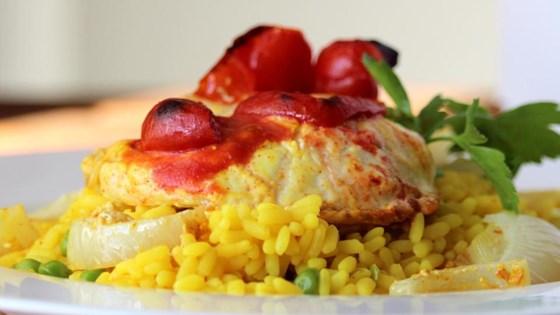 Photo of Biryani with Yogurt Marinated Chicken by Hazel Grace