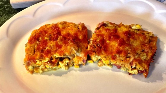 Photo of Ham and Corn Bake - Easy and Yummy! by RACERWIDOW