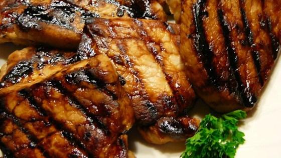 Photo of Sheila's Grilled Pork Tenderloin by sooz_stuff