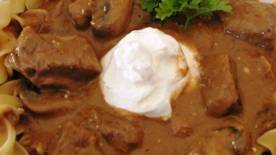 Photo of Slow Cooker Beef Stroganoff I by Jessica Jones