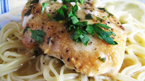 Slow Cooker Lemon Garlic Chicken Ii Recipe Allrecipes