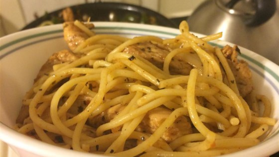 Photo of Skillet Chicken Pasta by scotty.h