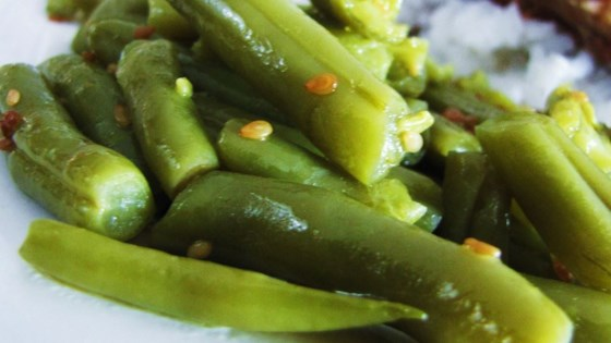 Photo of Sesame Green Beans by SPRUCETREE18