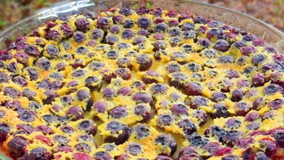 Photo of Blueberry Clafouti by Khristin