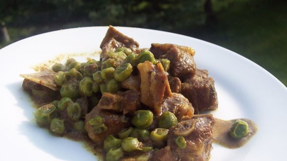 Photo of Curried Lamb by Galley Wench