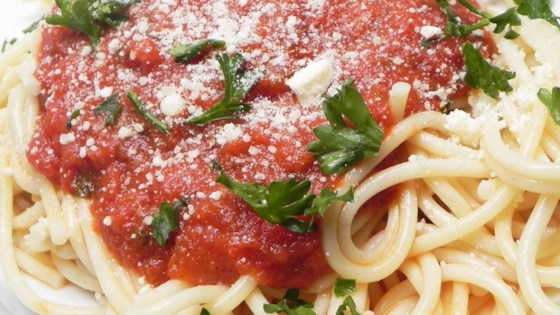 Photo of Grandma Rosie's Extra Smooth Spaghetti Sauce by www.sexyoia.website