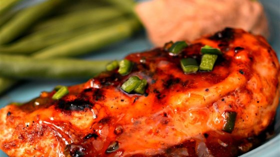 Photo of Jalapeno Peach Chicken by CoOkInGnUt