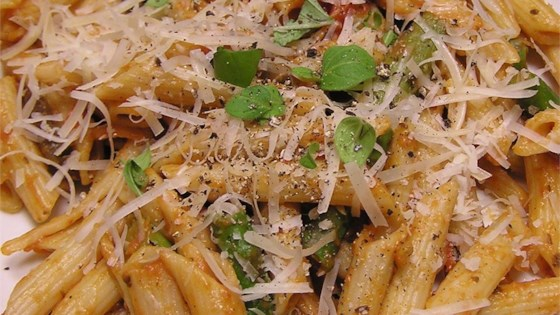 Photo of Penne with Asparagus and Mushrooms by ANITA92677