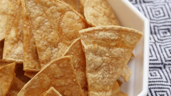 Photo of Baked Tortilla Chips by Michele O'Sullivan