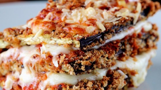 Photo of Eggplant Parmesan - Gluten-Free by karkar the cooker