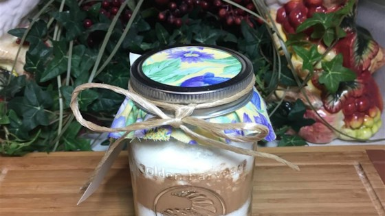 Photo of Dry Brownie Mix for Gifting by Karen Barris Calabro