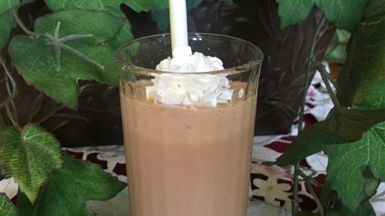 Heather and Kristen's PB and Chocolate Extravaganza Smoothie