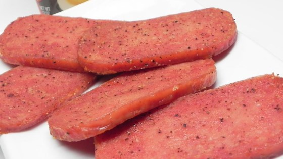 Photo of Candied SPAM® with Bacon by Love2CookMommy