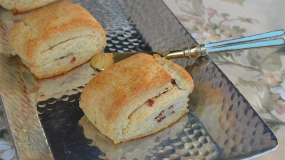Photo of Savory Bacon Scones by Michael