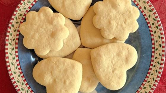 Butter Cookies III