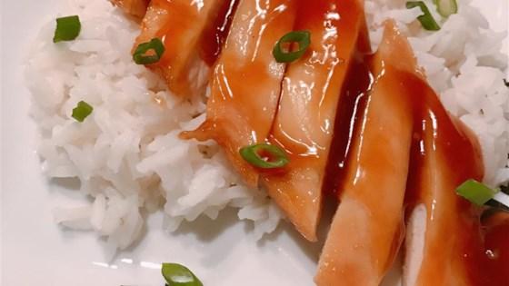 Misoyaki Chicken