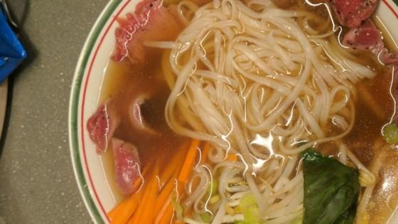 vietnamese beef pho review by aimee pragle