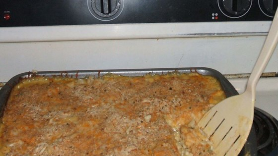 Photo of Broccoli Cheese Casserole with Rice by Paula