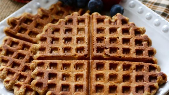 Photo of Sweet Potato Waffles by DannyBoy