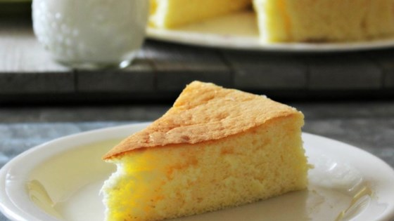 Spongy Japanese Cheesecake Recipe